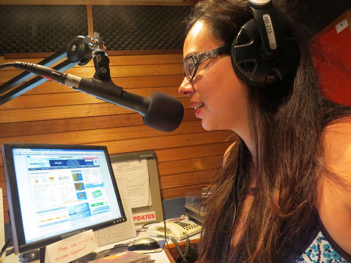 Blue Mountains Celebrant radio