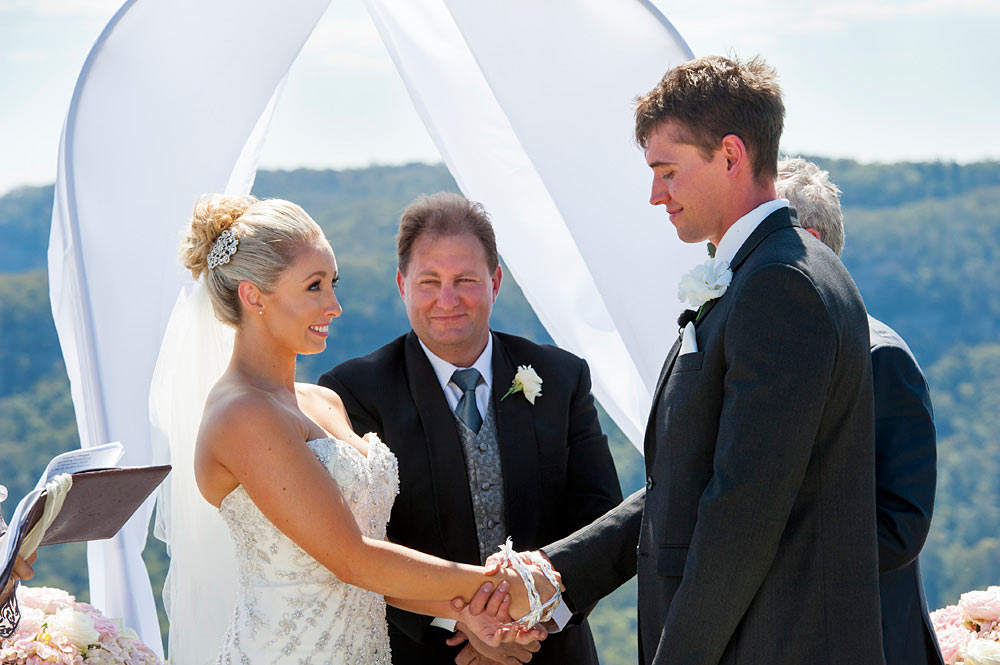 Hand Fasting Blue Mountains Celebrant