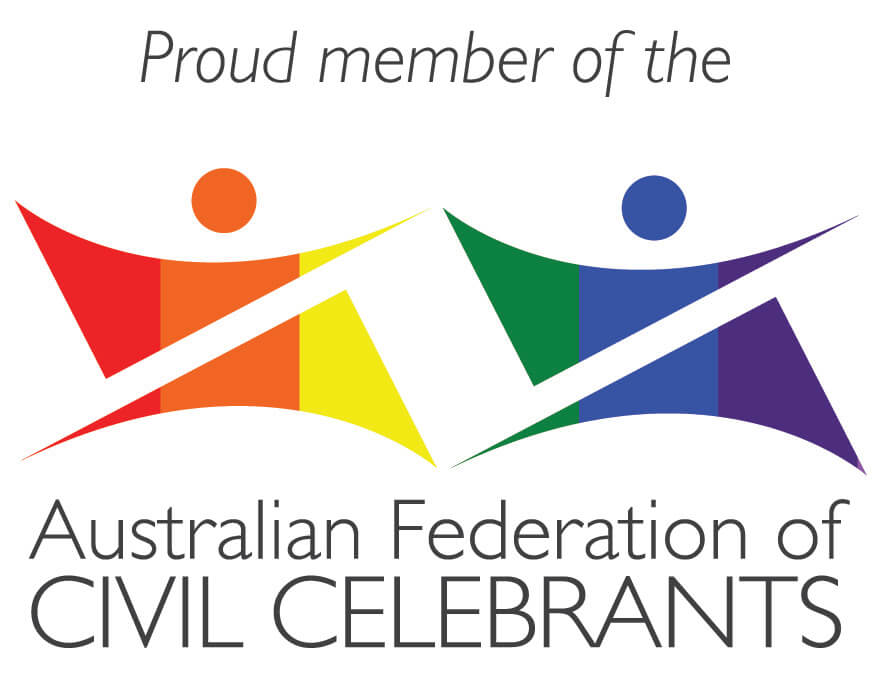 Australian Association of Civil Celebrants logo