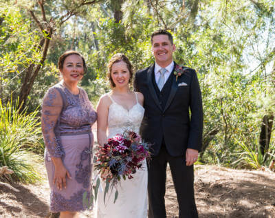 Wedding Celebrant Evans Lookout Blackheath