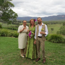 Wedding Celebrant Dry Ridge Blue Mountains