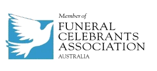 Funeral Celebrants Association Australia logo