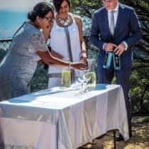 Blue mountains wedding