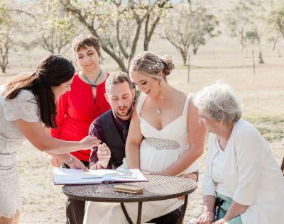 Wedding Blue Mountains 05