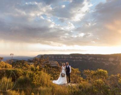 Wedding Blue Mountains 11