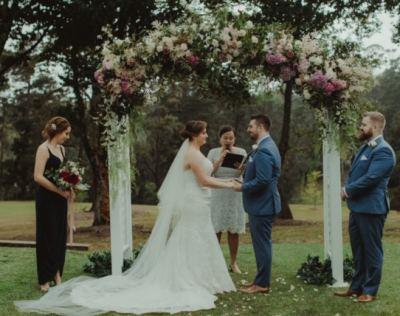 Wedding Blue Mountains 13