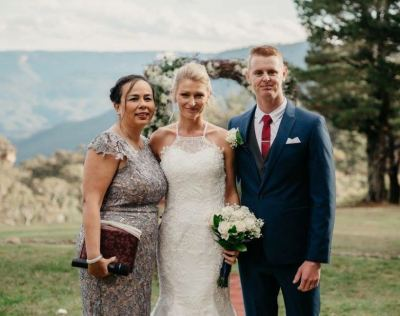 Wedding Blue Mountains 18