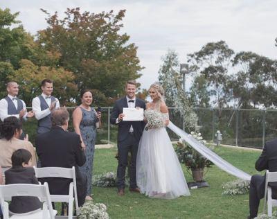 Wedding Blue Mountains 20