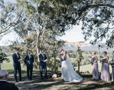 Wedding Blue Mountains 27