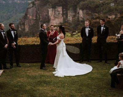 Wedding Blue Mountains 44