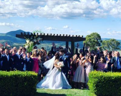 Wedding Blue Mountains 50