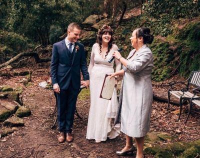 Wedding Celebrant Blue Mountains 10