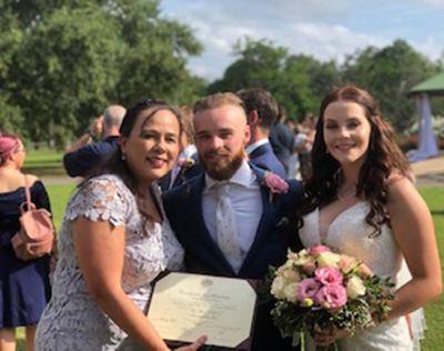 Wedding Celebrant Blue Mountains 16