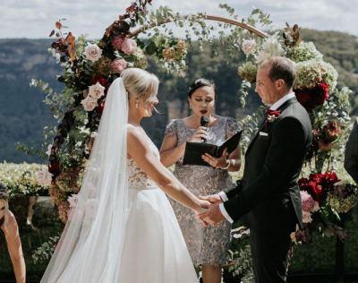 Wedding Celebrant Blue Mountains 37