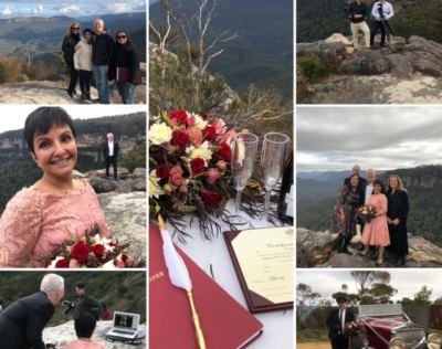 Wedding Celebrant Blue Mountains 24