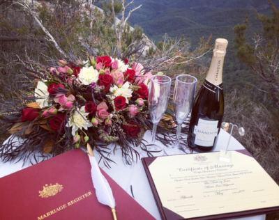 Wedding Celebrant Blue Mountains 25