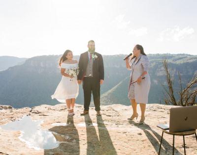 Wedding Celebrant Blue Mountains 36