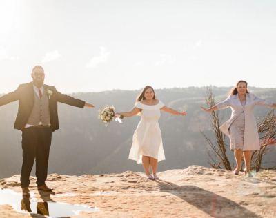 Wedding Celebrant Blue Mountains 38