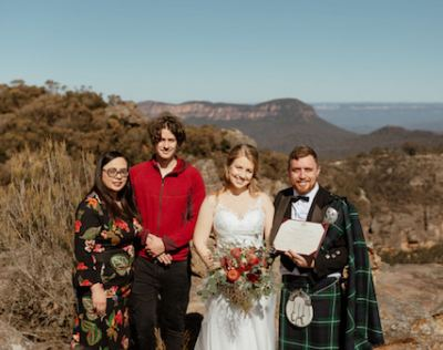 Wedding Celebrant Blue Mountains 5